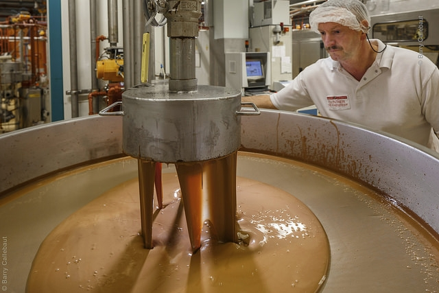 Largest Chocolate Factory in the World Barry Callebaut Chocolates 3