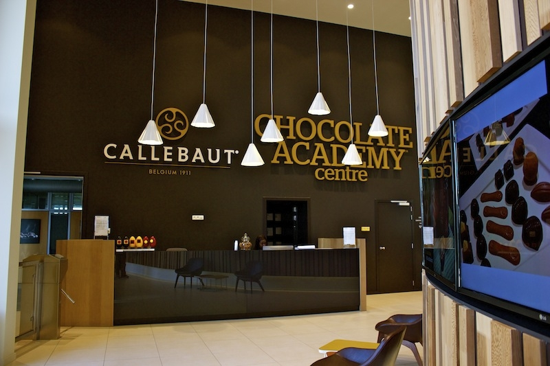Largest Chocolate Factory in the World Barry Callebaut Chocolates 10