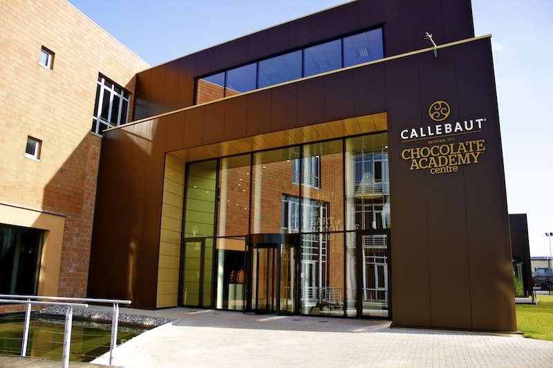 Largest Chocolate Factory in the World Barry Callebaut Chocolates 11
