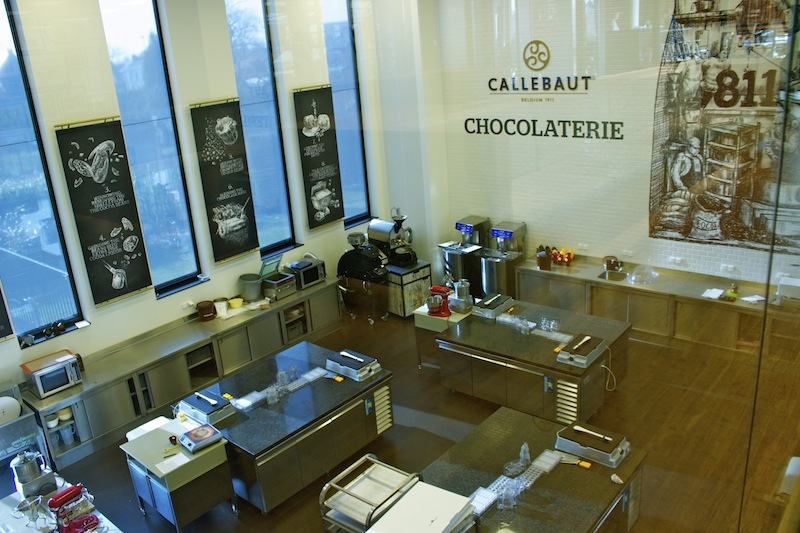 Largest Chocolate Factory in the World Barry Callebaut Chocolates 20