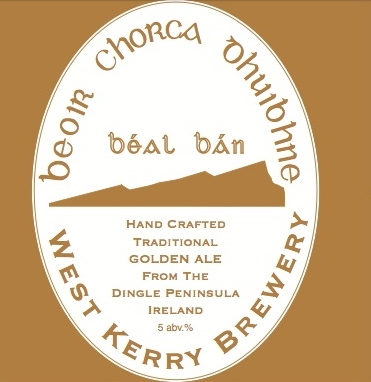 Irish Beers 2015 Beal Ban West Kerry Brewery