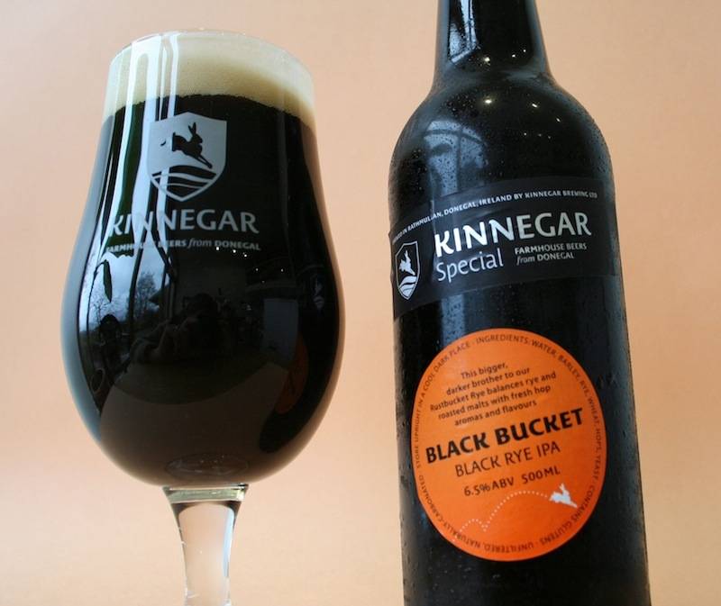 Irish Beers 2015 Black Bucket Kinnegar