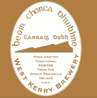 Irish Beers 2015 Carraig Dubh West Kerry Brewery