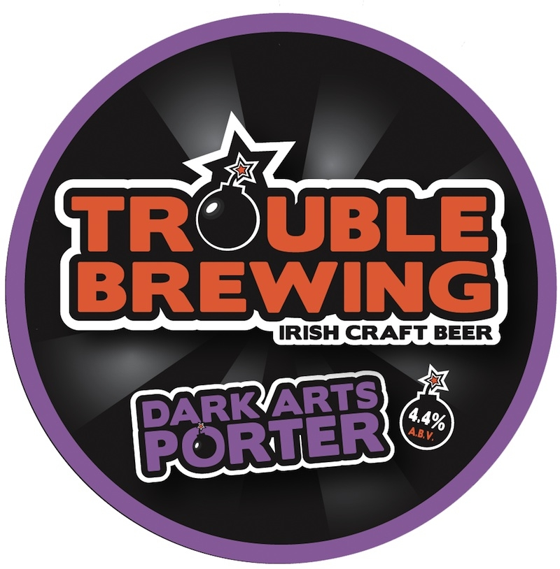 Irish Beers 2015 Dark Arts Trouble Brewing