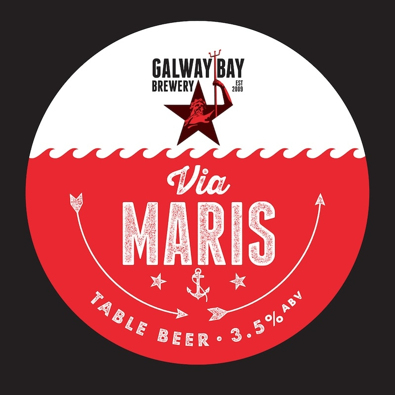 Irish Beers 2015 Via Maris Galway Bay Brewery