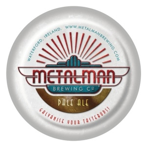 Irish Beers 2015 Metalman Pale Ale