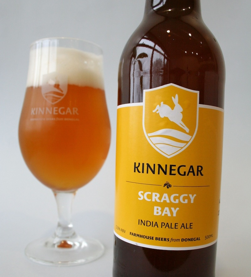 Irish Beers 2015 Scraggy Bay Kinnegar Brewing
