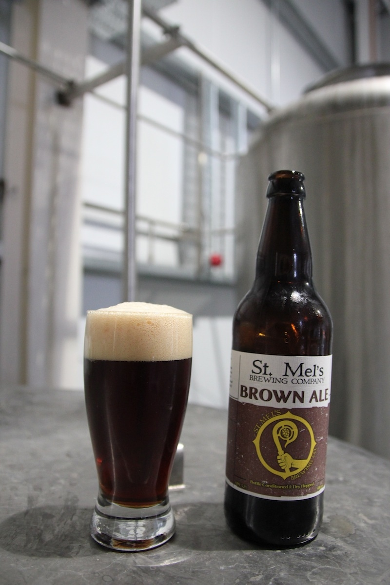 Irish Beers 2015 St Mels Brown Ale
