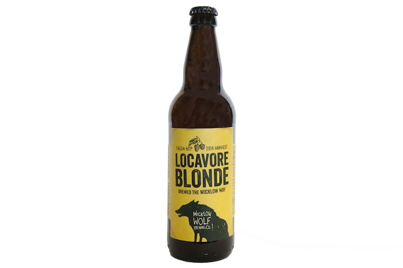 Irish Beers 2015 Locavore Wicklow Wolf Brewery