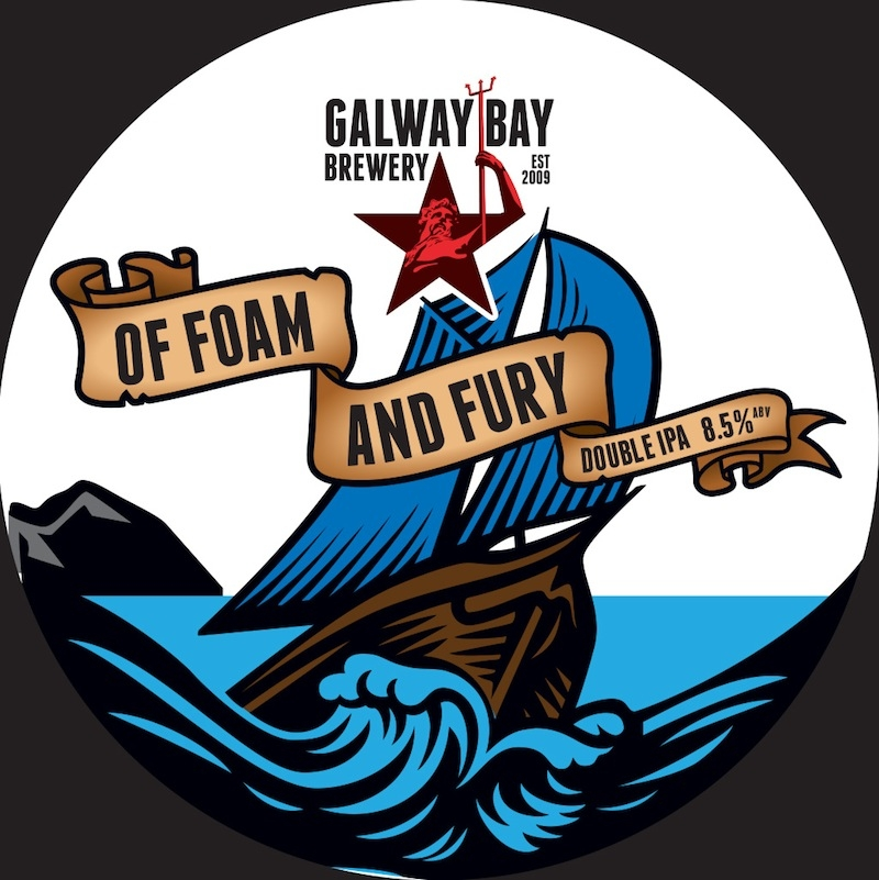 Irish Beers 2015 Of Foam and Fury Galway Bay Brewery
