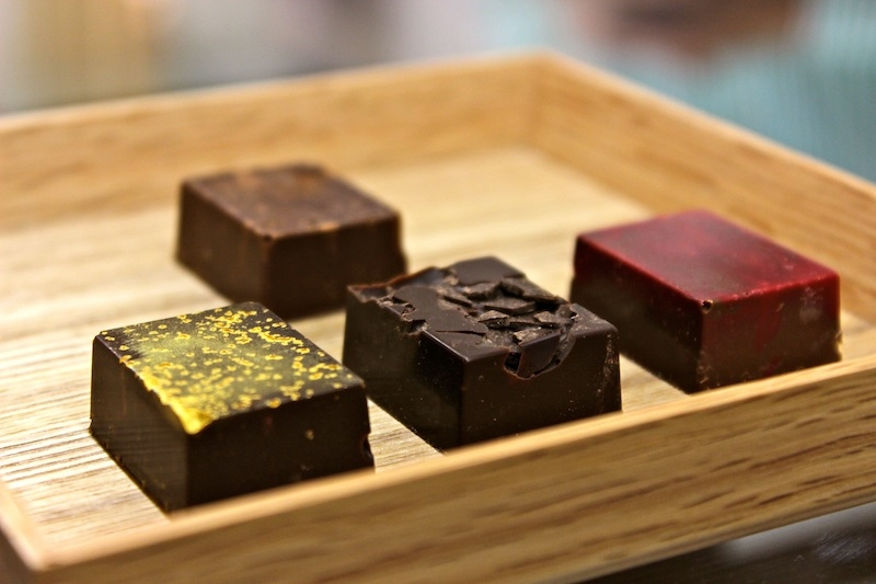 Yuzu Chocolates 1