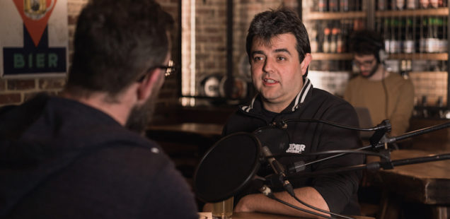 EP007 | Jean Hummler of Moeder Lambic | The Belgian Smaak Podcast