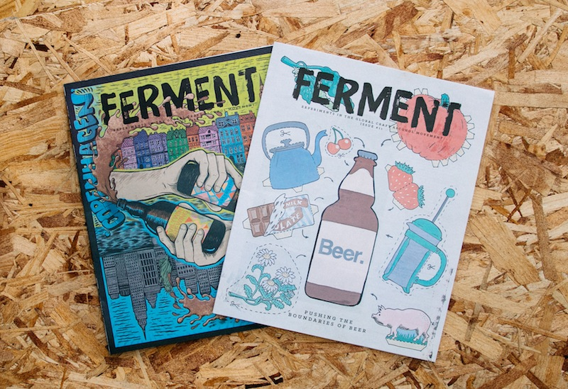 Ferment Magazine by Beer52 | An Interview With Its Creators
