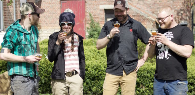 New Belgium and Hof Ten Dormaal Collaborate for 'Lips of Faith' Series