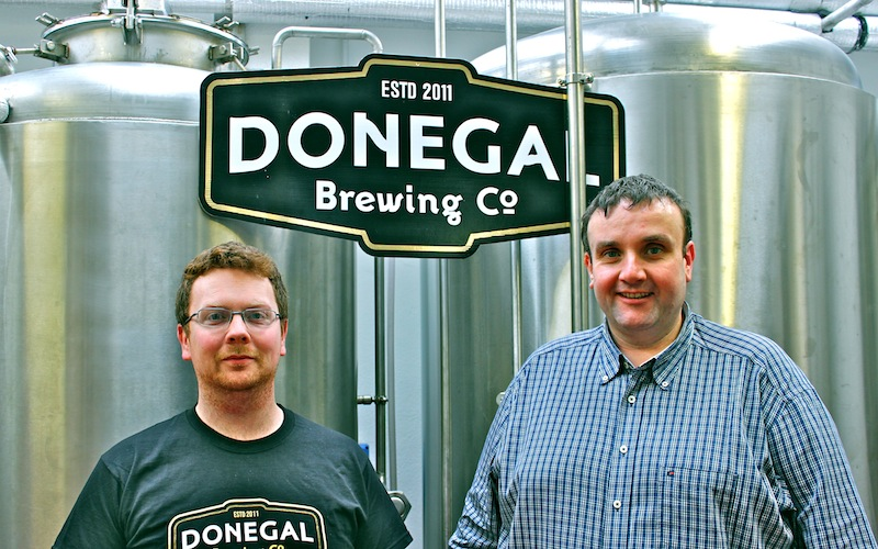 Donegal Brewing Company | Dicey's Ballyshannon Brewpub