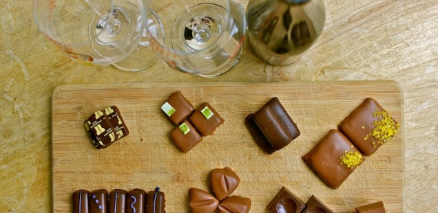 7 Experimental Pralines: Which one would you go for?