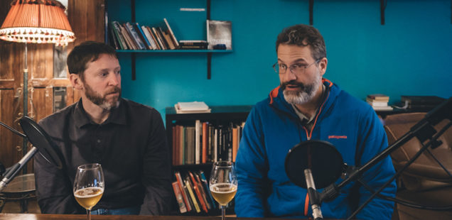 EP002 | Rob Tod and Jason Perkins of Allagash Brewing Company | The Belgian Smaak Podcast